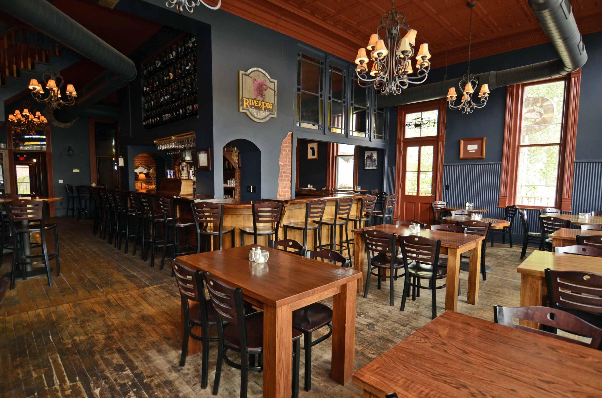 Hayward, WI Brew Pub